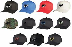 Fox-Racing-LEGACY-Flexfit-Hat-ALL-SIZES-COLORS-Adult-Mens-Cap-Hat-Lid
