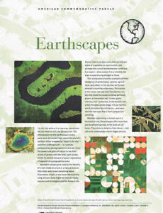 908-45c-Forever-Earthscapes-4710a-USPS-Commemorative-Stamp-Panel