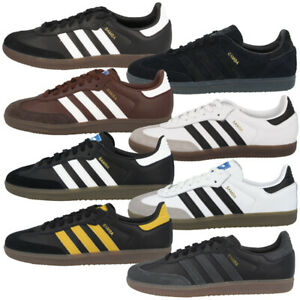 Details about Adidas Samba OG Shoes Originals Sneakers Sport Casual Sneakers Trainers Halle show original title