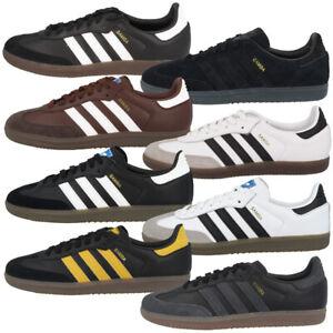 Sneaker Freizeit Details zu Turnschuhe Samba Adidas Schuhe Originals Sport OG Sneaker Halle Nwm8nOv0yP