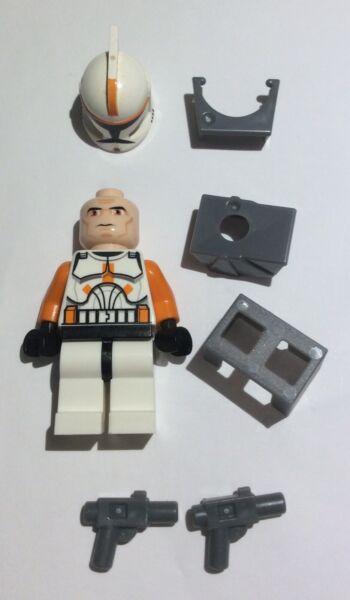Lego Star Wars Minifigures-commandant Cody Phase 1