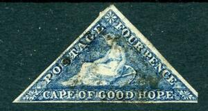 Cape-of-Good-Hope-1863-64-4d-slate-blue-SG19a-used