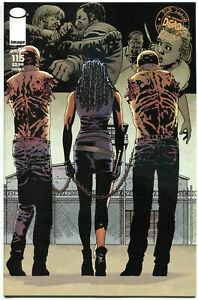 WALKING-DEAD-115-C-NM-Zombies-Horror-Kirkman-2003-more-TWD-in-store