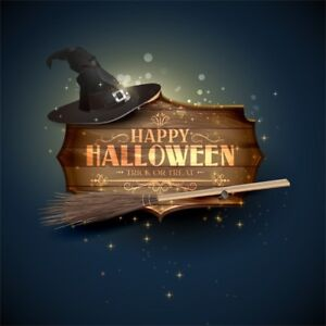 seamless 6x6ft halloween theme horror photography vinyl backgrounds