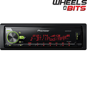 PIONEER-MVH-X580BT-Mechless-Bluetooth-MP3-Car-Stereo-USB-Aux-In-iPod-MIXTRAX