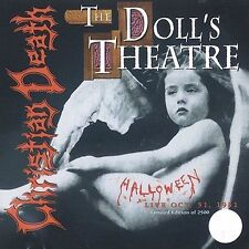 Christian Death The Dolls Theatre [Limited] CD