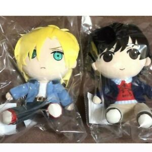 Banana-Fish-Ash-Lynx-Eiji-Okumura-SET-Gift-Plush-Doll-Toy-Anime