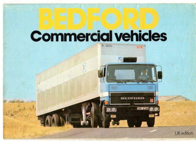 Bedford Cf Van Ambulance London Evening News Uk 16 Page Brochure For Sale Online Ebay