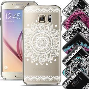 Handy-Schutz-Huelle-fuer-Samsung-Galaxy-Case-TPU-Silikon-Cover-Tasche