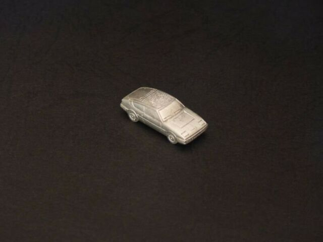 Miniature for Painting Matra Bagheera X, N 1:160