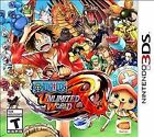 One Piece: Unlimited World Red (Nintendo 3DS, 2014)