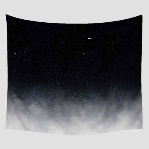 Indian Galaxy Space Animals Tapestry Wall Hanging Home Decor Bohemian Blanket