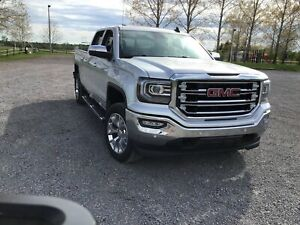 2017 GMC Sierra SLT Fully Loaded