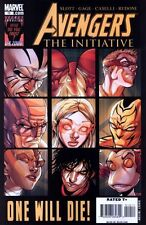 Avengers The Initiative (2007-2010) #10