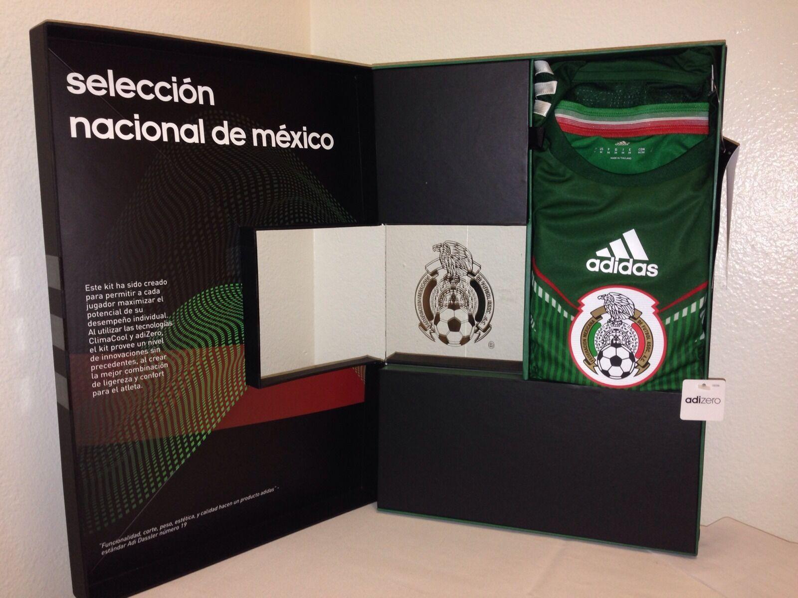 Adidas Mexico adizero limited edition World Cup Kit Shirt Shorts