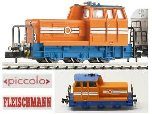 FLEISCHMANN-2307-VINTAGE-LOCOMOTORE-DIESEL-FERROVIE-PRIVATE-anche-FS-SCALA-N