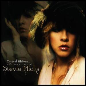 STEVIE-NICKS-CRYSTAL-VISIONS-VERY-BEST-OF-CD-FLEETWOOD-MAC-80-039-s-NEW