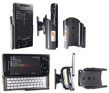 Soporte para coche Brodit 875266 pasiva con rótula para Sony Ericsson Xperia X 1