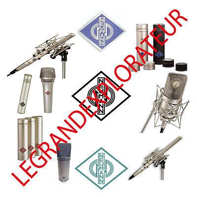 Ultimate Neumann microphone Operation Repair Service manual & Schematics on  DVD | eBay