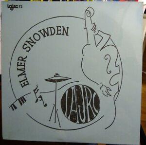 Elmer-Snowden-Jazz-Collection-Volume-12-LP