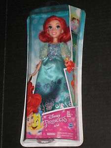 Disney Princess Royal Shimmer Ariel Little Mermaid 11 Inch