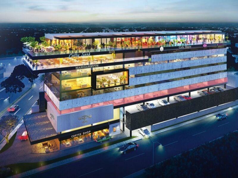 Departamento Amueblado en Renta en Sky City en San Ramon Norte en Merida Yucatan
