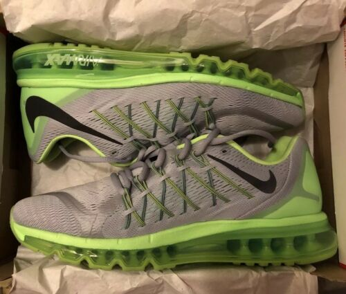Limited Air Rare Volt Green 2015 o Max Tama Nike Neon 10 Zapatillas vqx1wZBn