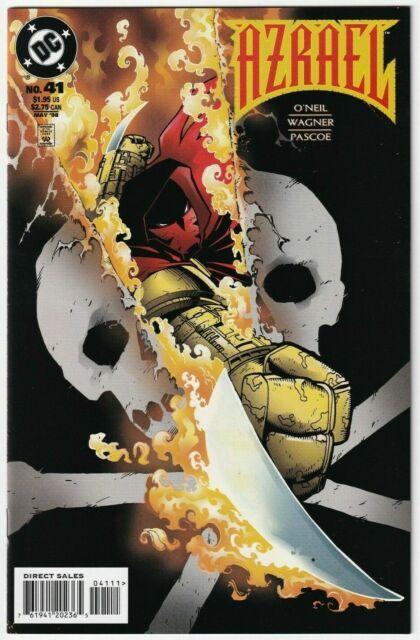 Azrael #41 DC Comics May 1998 (FN)
