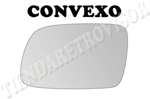 PEUGEOT 407 CRISTAL RETROVISOR IZQUIERDO CONVEXO ESPELHO MIROIR GLACE