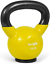 thumbnail 11 - Yes4All Vinyl Coated Kettlebells With Protective Rubber Base – Weight Available: