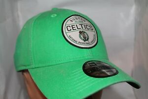 new product 9c124 ac064 Image is loading Boston-Celtics-New-Era-NBA-Retro-9Twenty-Adjustable-