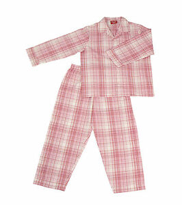 PYJAMA-SUIT-PINK-CHECKS-100-COTTON-3-10-yrs