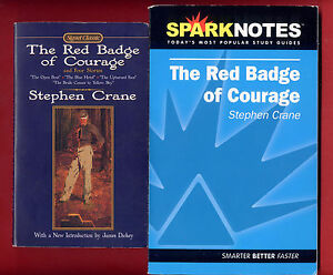 an analysis of the book red badge of courage Steven crane's role in the literary revolution and an analysis of the red badge of courage - if it takes a revolutionary to the book red badge of courage.