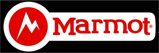 MARMOT STICKER DECAL 4 INCH VINYL CLIMBING OUTDOORS **FREE SHIPPING**