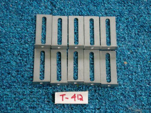 Bulletin Board Whiteboard Chalk Board Mounting Clips T-412-10