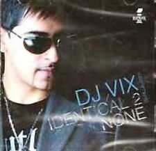 DJ VIX - IDENTICAL 2 NONE - BHANGRA CD - FREE UK POST