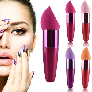 Lecca-Cosmetico-Pennelli-Makeup-Fondotinta-Liquido-Correttore-Spazzola-in-Spugna