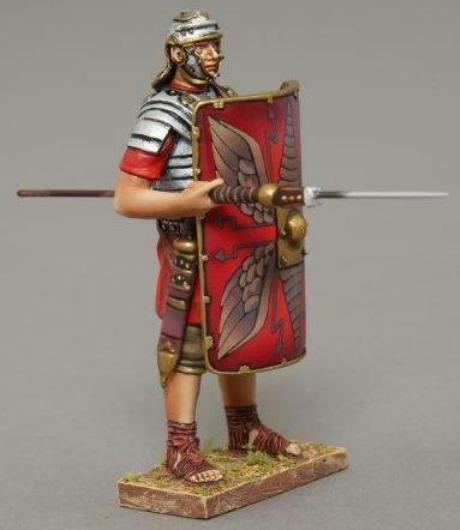 Thomas Gunn Roman Empire rom064a Legionär Pilum verlängerte MIB
