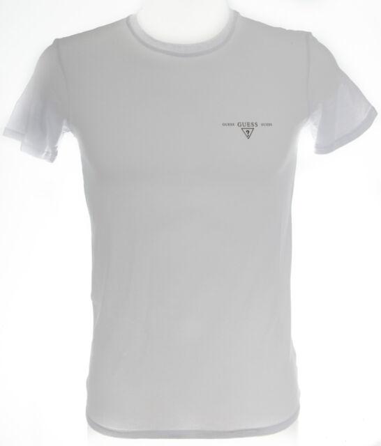 a6e2bbe5ed T-shirt Maglietta Uomo Guess Articolo Umpa20 Jel20 Taglia XXL colore U001  Bianco