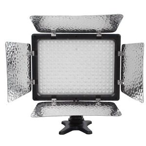 W300-300-leds-6000k-Camera-Lamp-Light-filter-FOR-Canon-Nikon-Camera-Camcorder