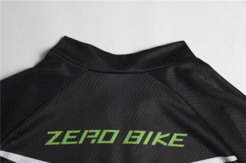 Herren Atmungsaktiv Radfahren Radtrikot Fahrradtrikot Cycling Jersey Kurzarm