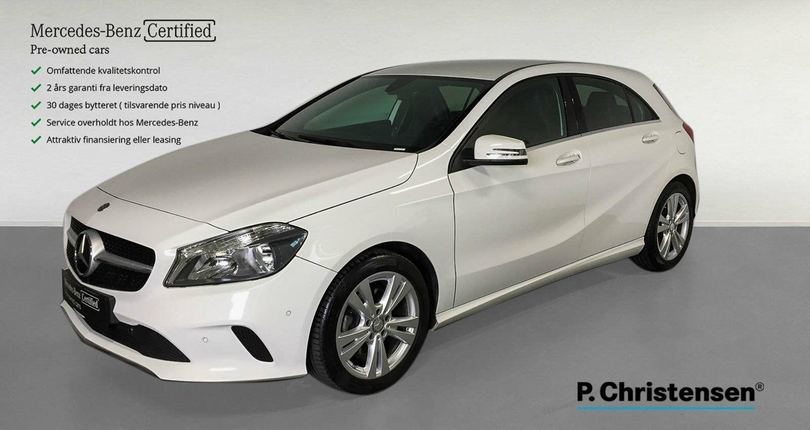Mercedes A200 d 2,2 Urban 5d - 239.900 kr.
