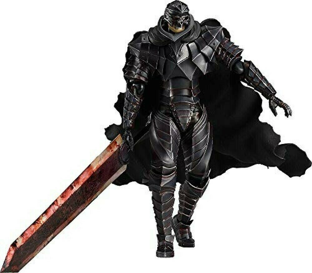 MAX Factory Figma Berserk Movie Guts Berserker Armor ever Repint Skull Edition