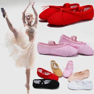 Ballett-Schuhe-Bauchtanzschlaeppchen-Bauchtanz-Schlaeppchen-Ballettschuhe-Unisex