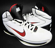 Nike Shoes Air Max Hyped RARE Athletic White/Red/Black Sneakers Size 9.5