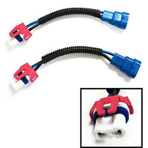 9005 hb3 ceramic wire harness adapters sockets for headlights, fogimage is loading 9005 hb3 ceramic wire harness adapters sockets for