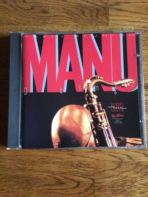 Manu Dibango, La fete a Manu, Polydor