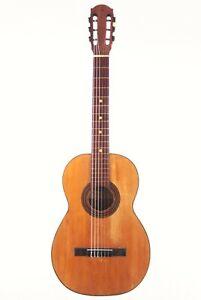 Juan Galan Caro 1896 romantic classical guitar- extremly rare and collectable