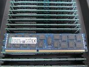 Kingston 16GB 2RX4 PC3-12800R DDR3-1600MHz ECC Reg KTD-PE316/16G Server Memory