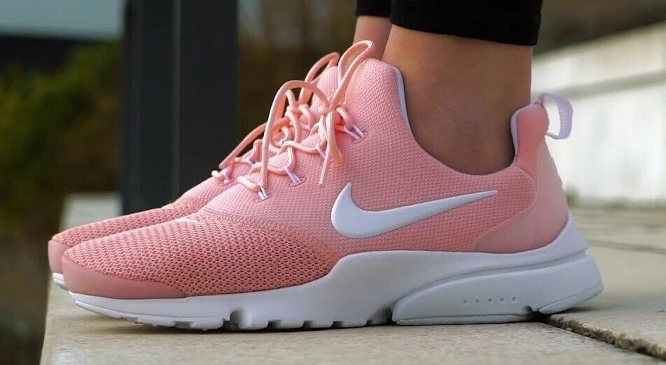 NIKE PRESTO FLY  CORAL STARDUST  (910569 605) WOMEN'S TRAINERS